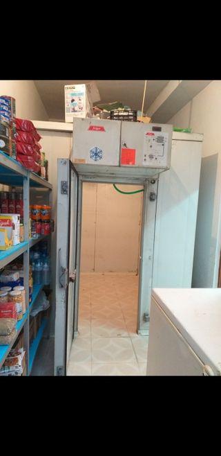 cámara refrigeradora frigger