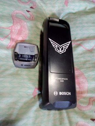 batería Bosch 500w
