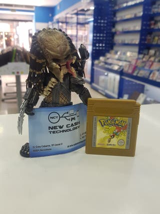 POKEMON EDICIÓN ORO GAME BOY