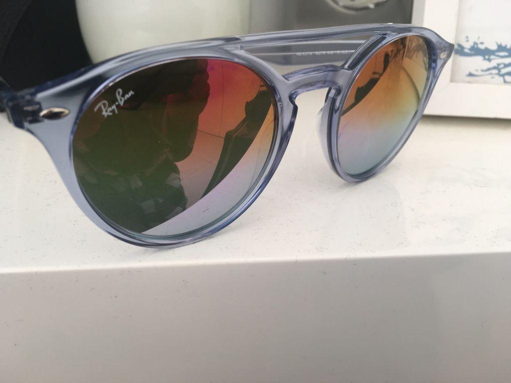 40878e96bc Gafas de sol RAYBAN SONNENBRILLE nueva original - España - Gafas de sol  RAYBAN SONNENBRILLE nueva
