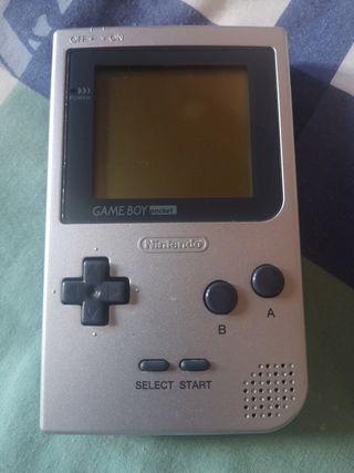 Gameboy Pocket y Zelda