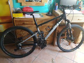 Bicicleta de montaña giant anthem x3