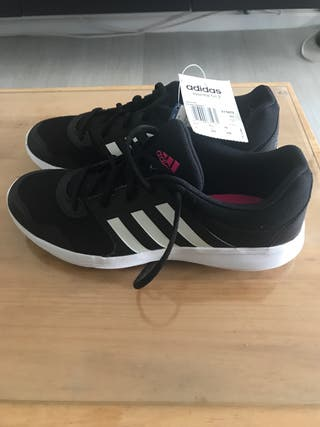 Adidas Essential Fun 2 - Zapatillas Running Mujer