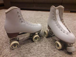 patines 4 ruedas patinaje artistico.