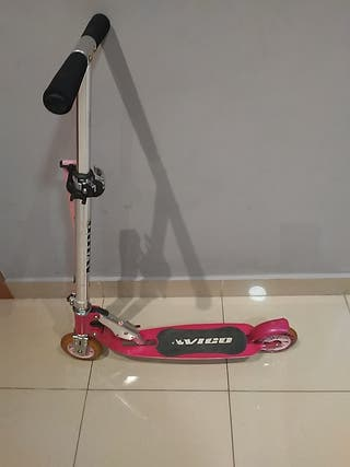 patinete plegable avigo