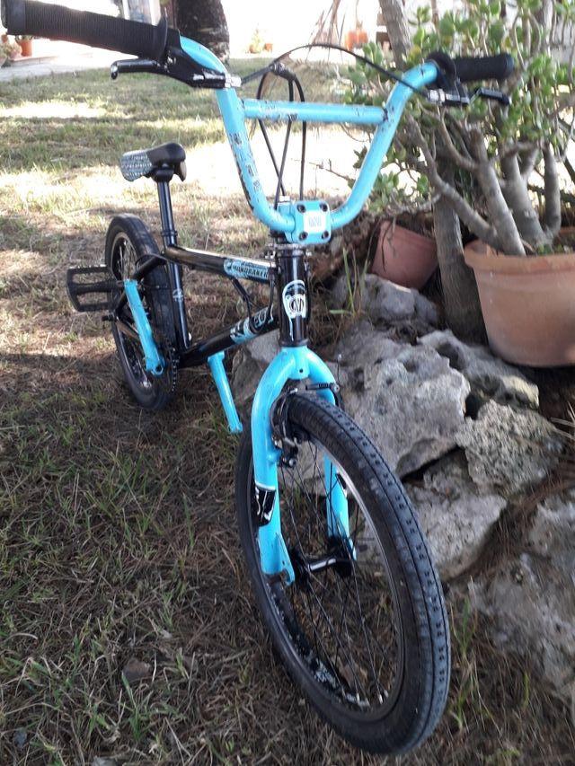 Bici MONDRAKER 360° BMX