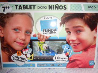 TABLET NIÑ@S