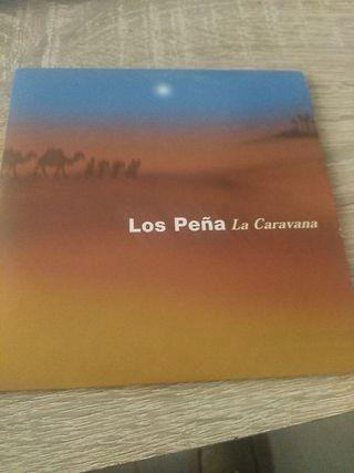 CD single La caravana de Los Peña