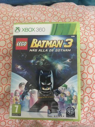 Batman 3 de lego Xbox 360