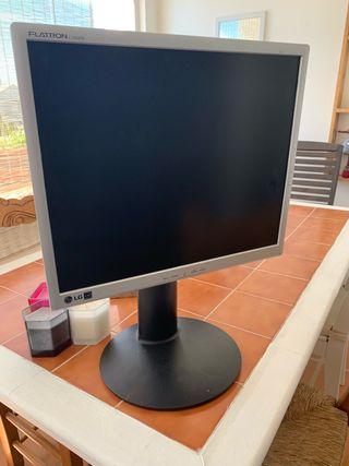 Pantalla monitor ordenador lg