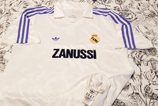 a660d4bcee1ba Camiseta Santillana. 75 €. Camiseta Santillana. Reedición ORIGINAL ADIDAS  de la camiseta del Real Madrid ...