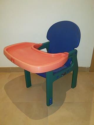 silla comedor de bebé