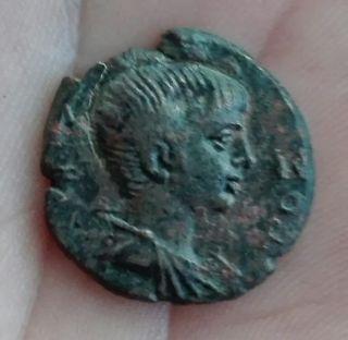 moneda (Nerón) año 54 al 68