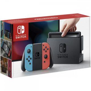Nintendo switch 32gb PERFECTA