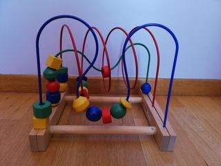 juguete madera psicomotricidad