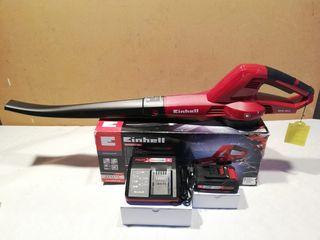 Soplador a batería Einhell GE-CL 18 Li Kit