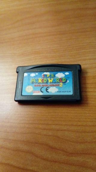 Super Mario World, Super Mario Advance 2, GBA