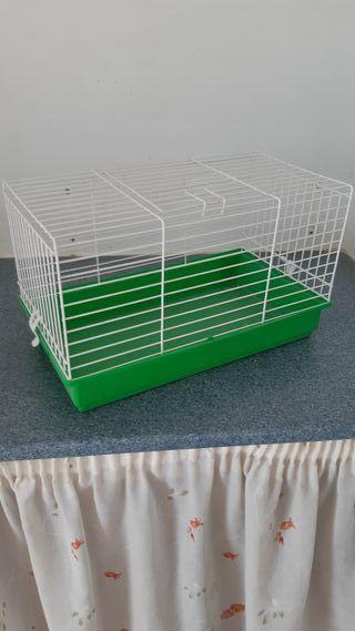 jaula para animales pequeños
