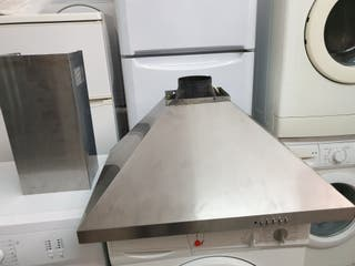 campana extracción acero inox