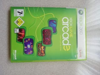Xbox live arcade 360