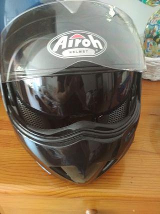 Casco moto para mujer