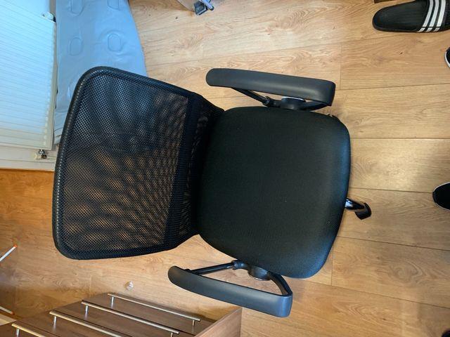 Chair and mattress