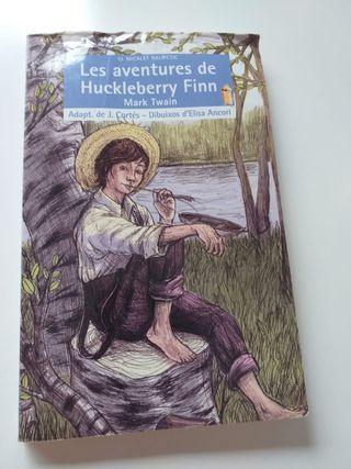 libro les aventures de huckleberry finn