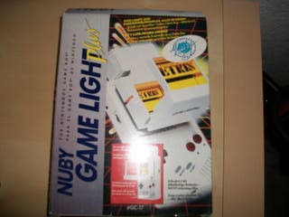 Nuby Game Light Plus Gameboy NUEVO