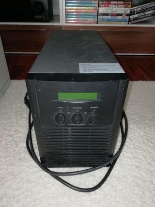Centralita 1KVA (regalo pantalla ordenador)