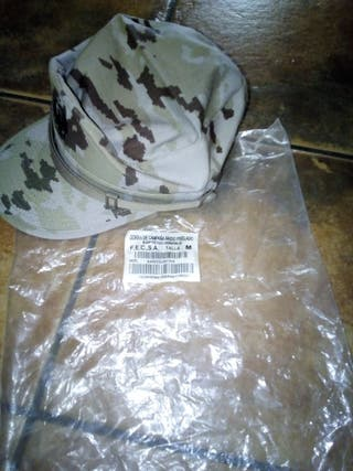 gorra militar arida a extrenar