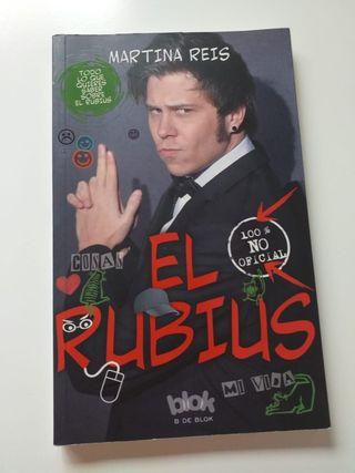 libro El Rubius