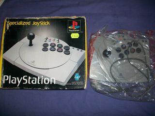 Mando Arcade Asciiware PS1 Original