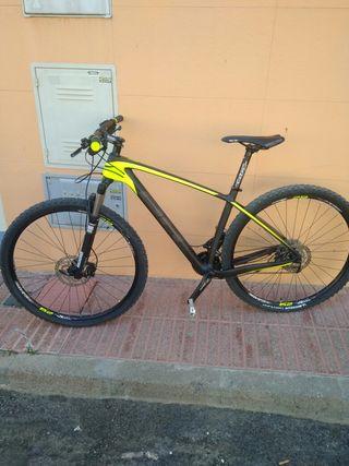 bicicleta de montaña BH ultimate RC. nuevo.