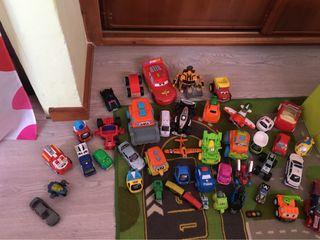 Pack de coches