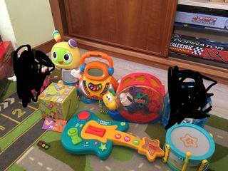 Juguetes de bebés de 6 M a 4 años