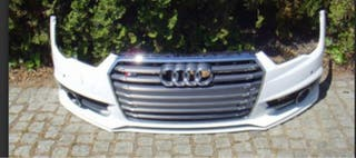 Paragolpes completo audi a7 blanco