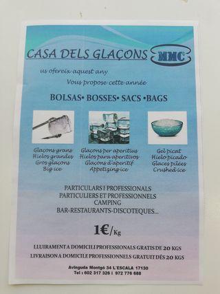 CASA DELS GLACONS