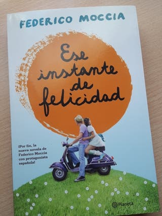 Libro: Ese instante de felicidad