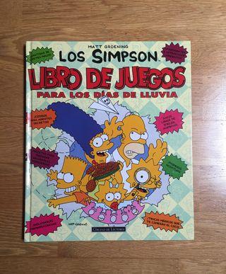 Libro de juegos de los SIMPSON