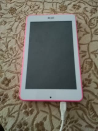 Tablet Glow 7' rosa. Android 4.4.2.