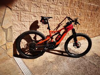 Bici eléctrica SPECIALIZED turbo Levo FSR expert