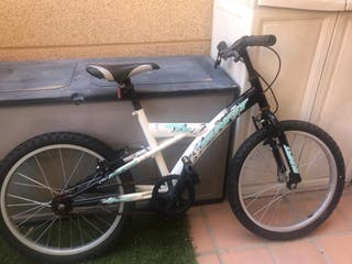"Bicicleta 20"" niño"