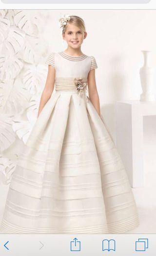 Vestidos para ir de comunion online