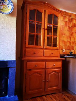 Alacena de madera