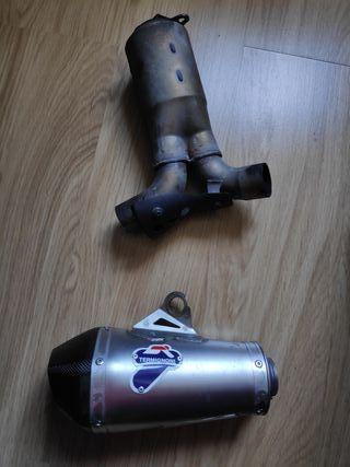 Silenciador Termignoni Racing Sport Line Ducati