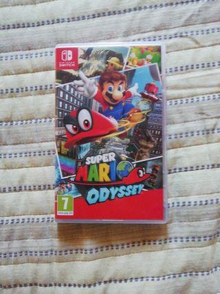 Super Mario odissei