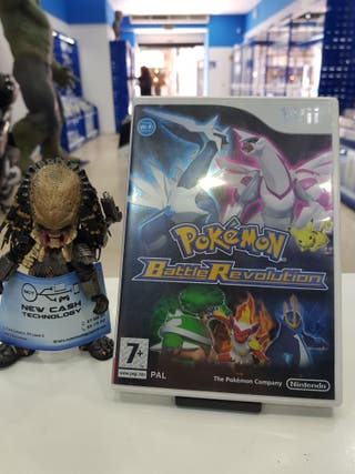 POKEMON BATTLE REVOLUTION NINTENDO WII IMPECABLE