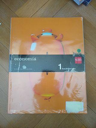 Libro SM Economía 1 Bachillerato