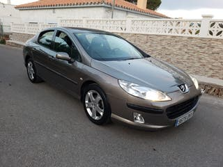 Peugeot 407 2.0 HDI AUTOMÁTICO 2006