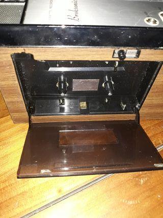 grabadora reproductor de casette